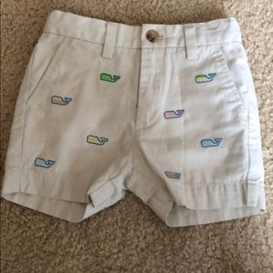 Vineyard Vines Easter Egg Whale Shorts